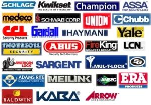 lock manufactures logos