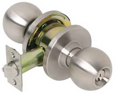 The top 6 kinds of door locks for residential homes. locks_doors_hinged_ez100eaba70ss_bala_commercial_ent  sc 1 st  Henry\u0027s lock and key & The top 6 kinds of door locks for residential homes - Henry\u0027s lock ...