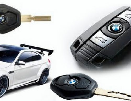 BMW Key-Replacement