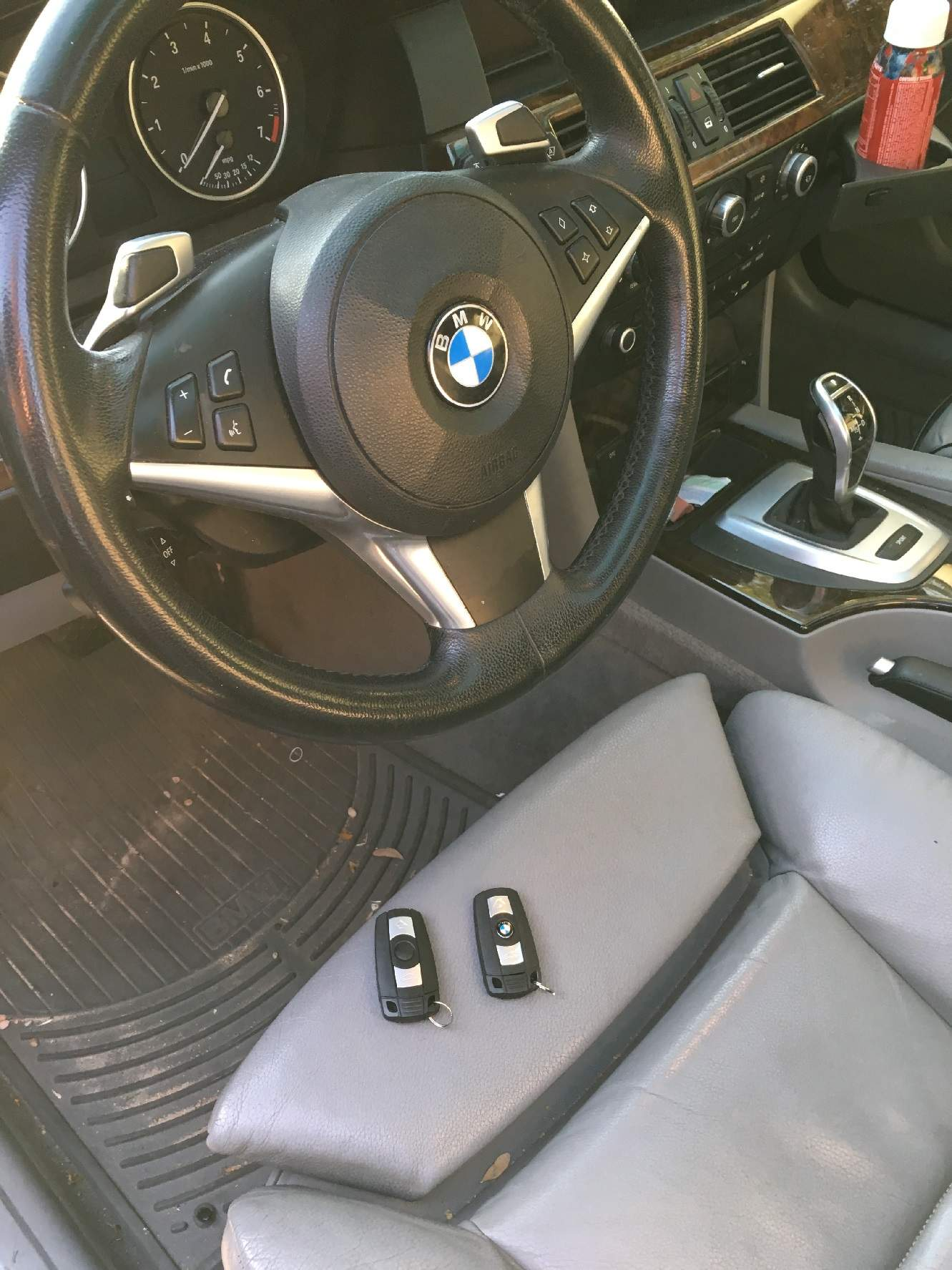 BMW Keys - Henry's lock and key